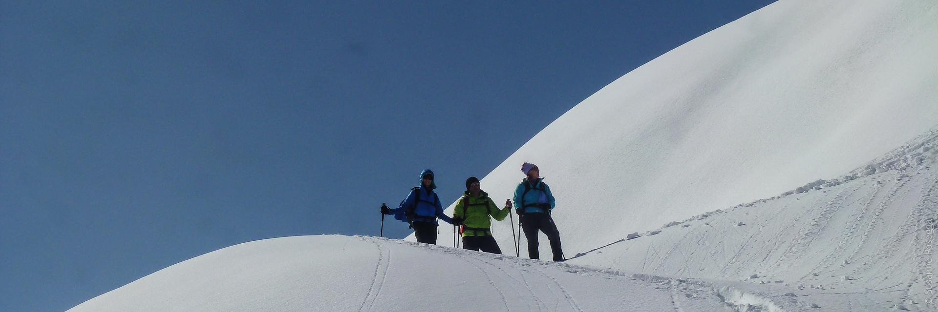 Schneeschuhwandern am Dachstein