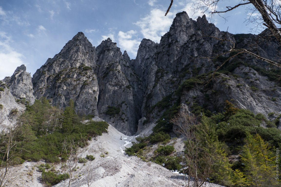 Nationalpark Gesäuse Gsengscharte